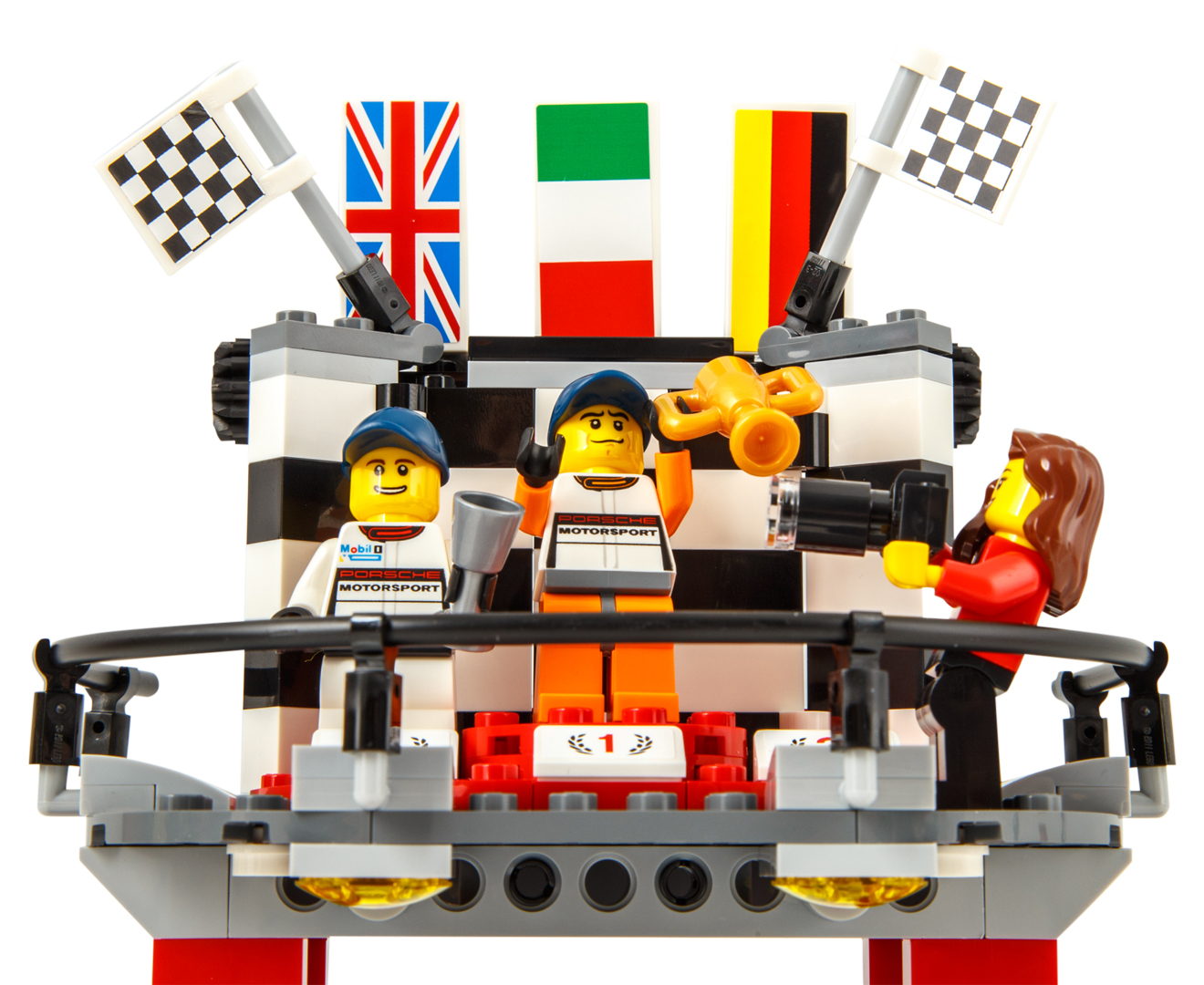 lego speed champions porsche 911 gt finish line building. Black Bedroom Furniture Sets. Home Design Ideas
