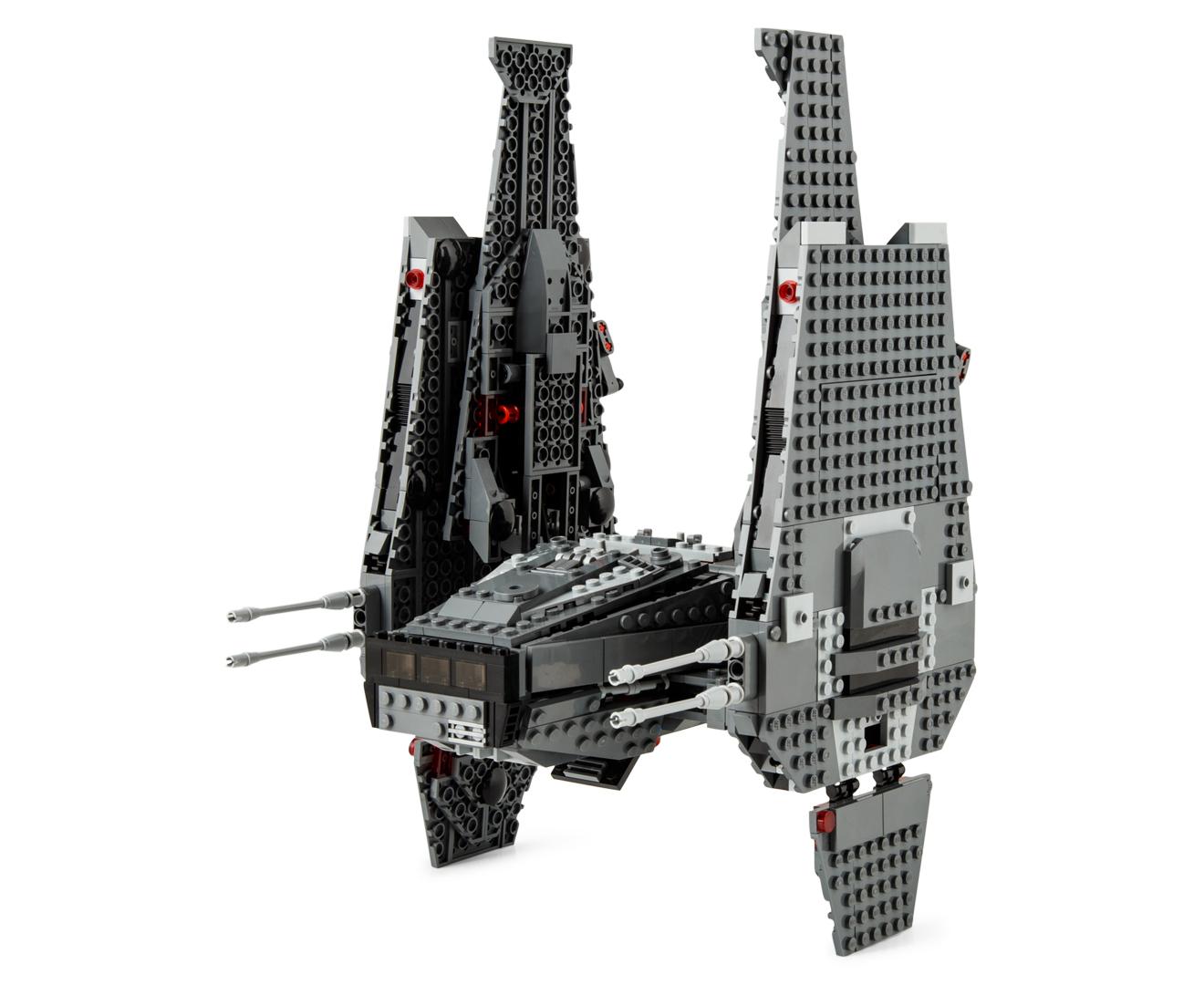 kylo ren space shuttle lego - photo #13