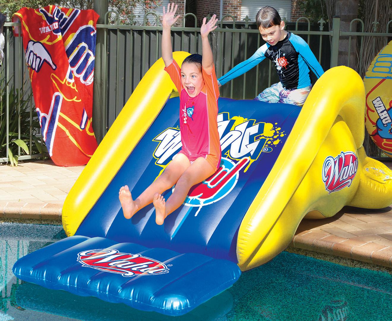 Wahu Pool Party Slide | Catch.com.au