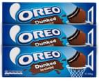 3 x Oreos Dunked in Chocolate 131g 1