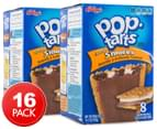 2 x Kellogg's Pop-Tarts Frosted S'mores 416g 8pk 1