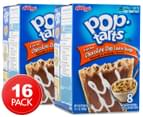 2 x Kellogg's Pop-Tarts Chocolate Chip Cookie Dough 400g 8pk 1