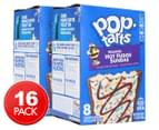 2 x 8pk Kellogg's Pop-Tarts Frosted Hot Fudge Sundae 1