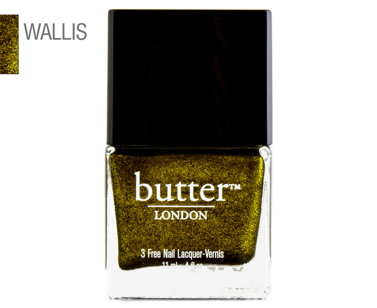 butter London Nail Lacquer - Wallis