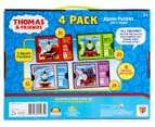 Thomas & Friends 4-Puzzle Pack in Carry Box 6
