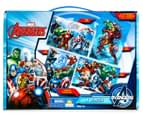 Avengers 4-Puzzle Pack in Carry Box 1