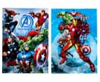 Avengers 4-Puzzle Pack in Carry Box 3