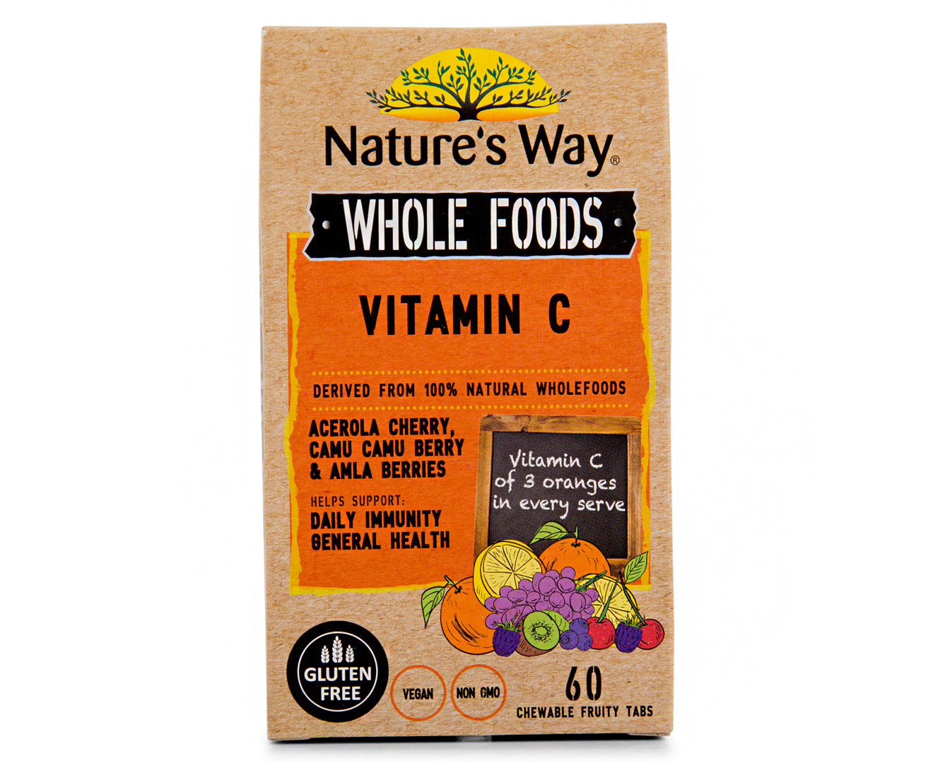 Vitamins Sold At Whole Foods