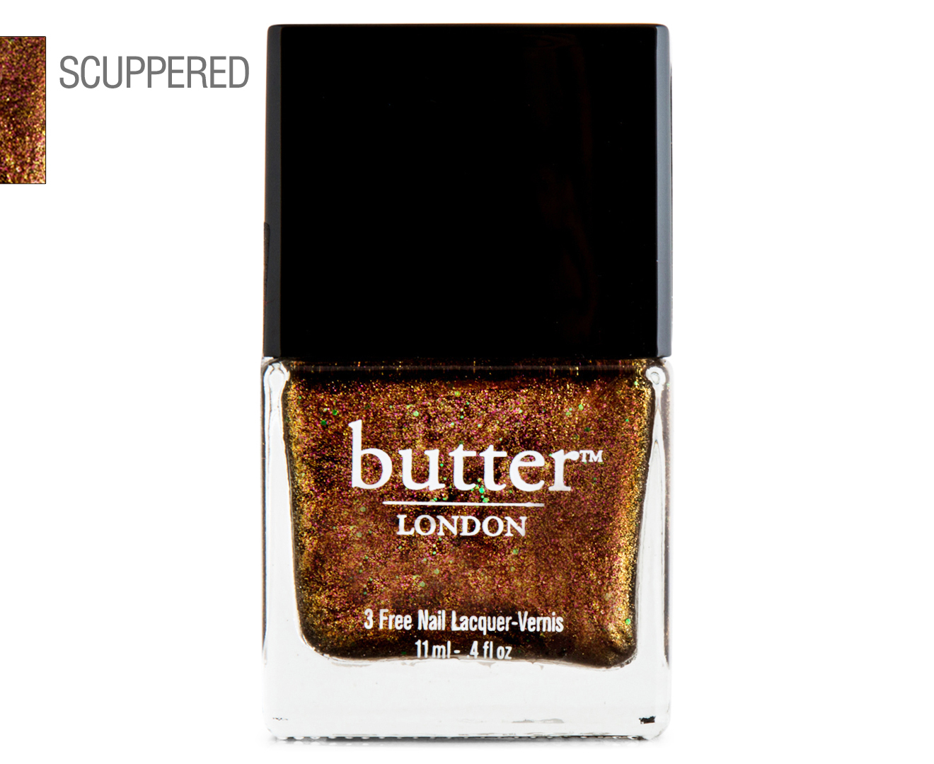 butter London Nail Lacquer - Scuppered