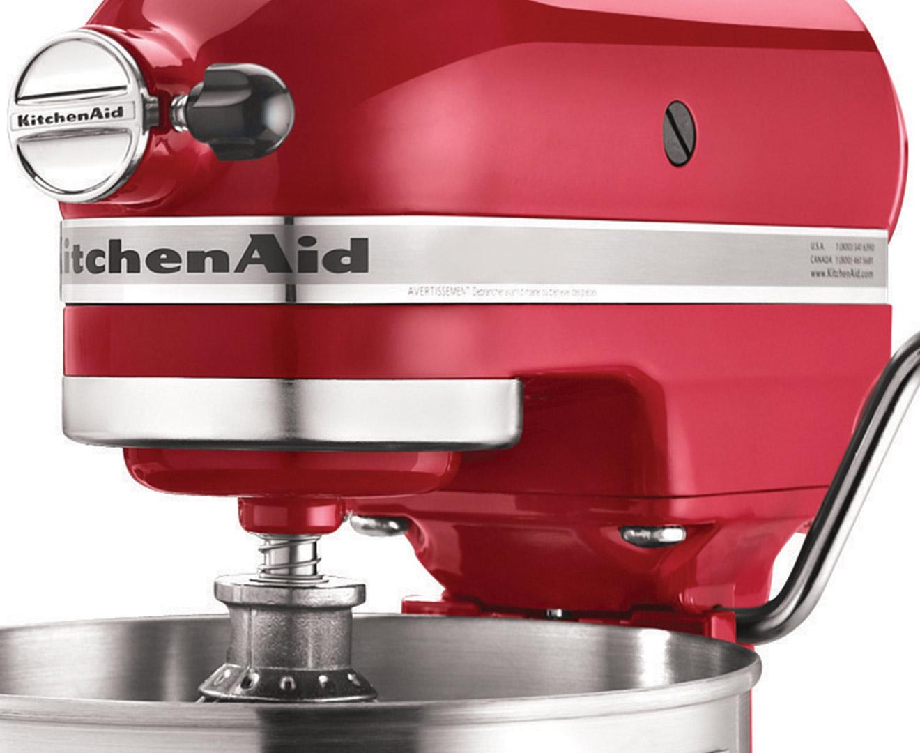 Kitchenaid Kpm5 Bowl Lift Stand Mixer Refurb Red