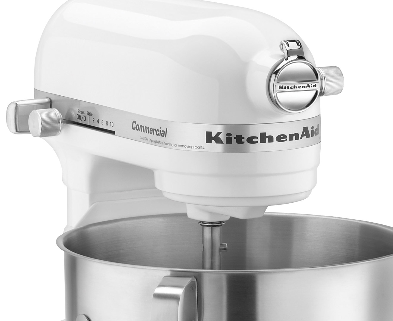 Kitchenaid Ksm7590 Stand Mixer Refurb White Scoopon