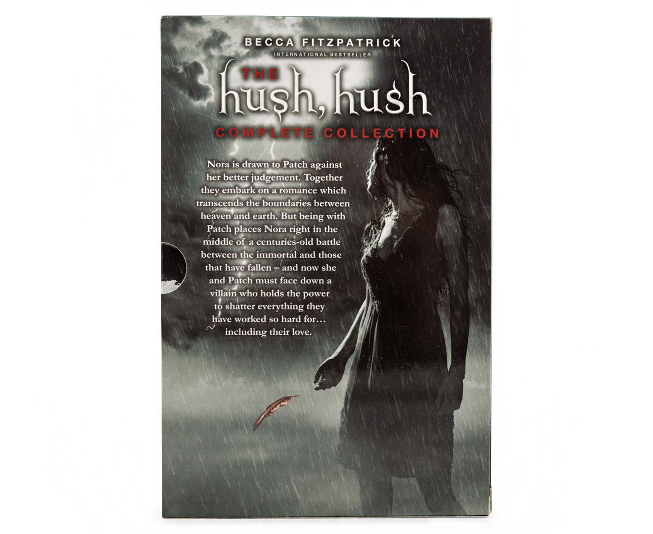 hush hush book online free pdf