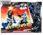 Battroborg Warrior Battle Arena Set 2