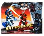 Battroborg Warrior Battle Arena Set 3