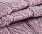 Luxury Living 70x140cm Bath Towel 4-Pack - Amethyst 2