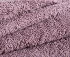 Luxury Living 70x140cm Bath Towel 4-Pack - Amethyst 3