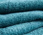 Luxury Living 70x140cm Bath Towel 4-Pack - Teal 3