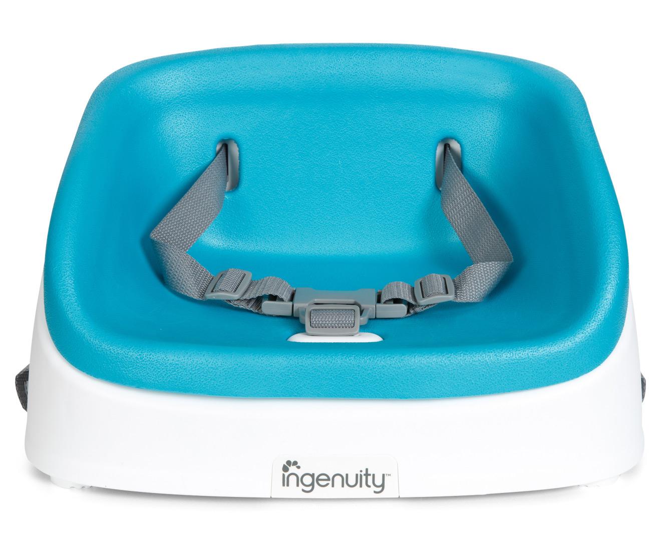 ingenuity smartclean toddler booster aqua 74451606852 ebay