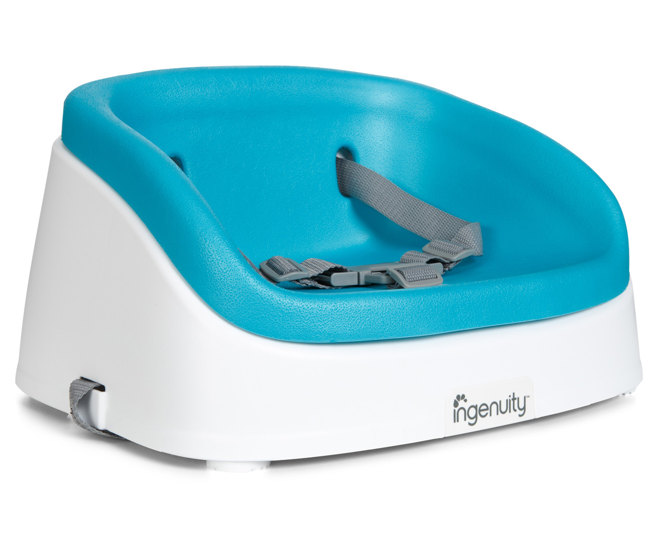 Ingenuity Smartclean Toddler Booster Aqua Ebay