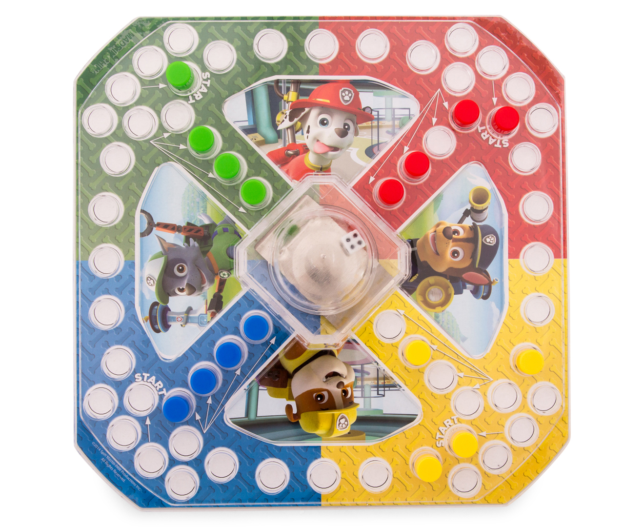 New Paw Patrol Pop Up Frustration Game