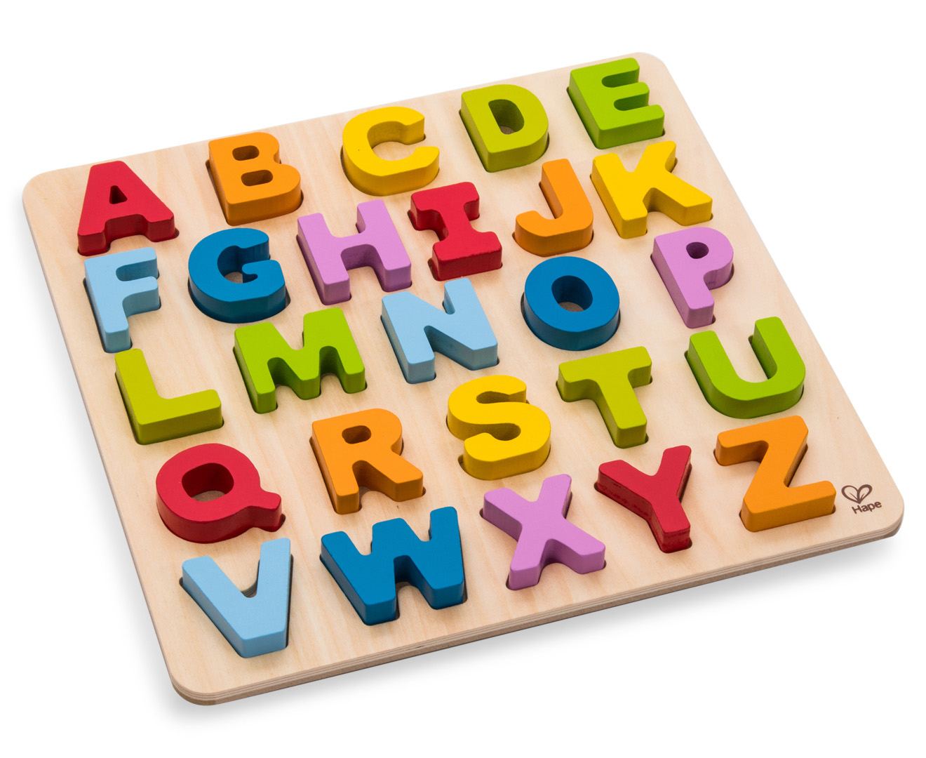 Hape Alphabet Puzzle Mumgo Com Au