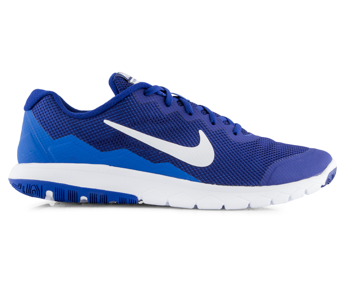 nike men 39 s flex experience rn 4 shoe deep royal blue. Black Bedroom Furniture Sets. Home Design Ideas