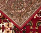 Traditional Compartment 230x160cm Fashion Rug - Red 4