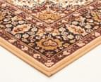 Traditional Medallion 280 x 190cm Rug - Cream 2