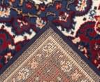 Traditional Medallion 230x160cm Fashion Rug - Blue 4