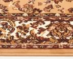 Traditional Design 230 x 160cm Rug - Beige 3