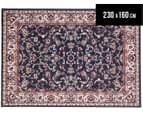 Traditional 230x160cm Fashion Rug - Blue 1