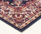 Traditional 230x160cm Fashion Rug - Blue 2