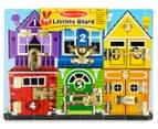 Melissa & Doug Latches Board 1