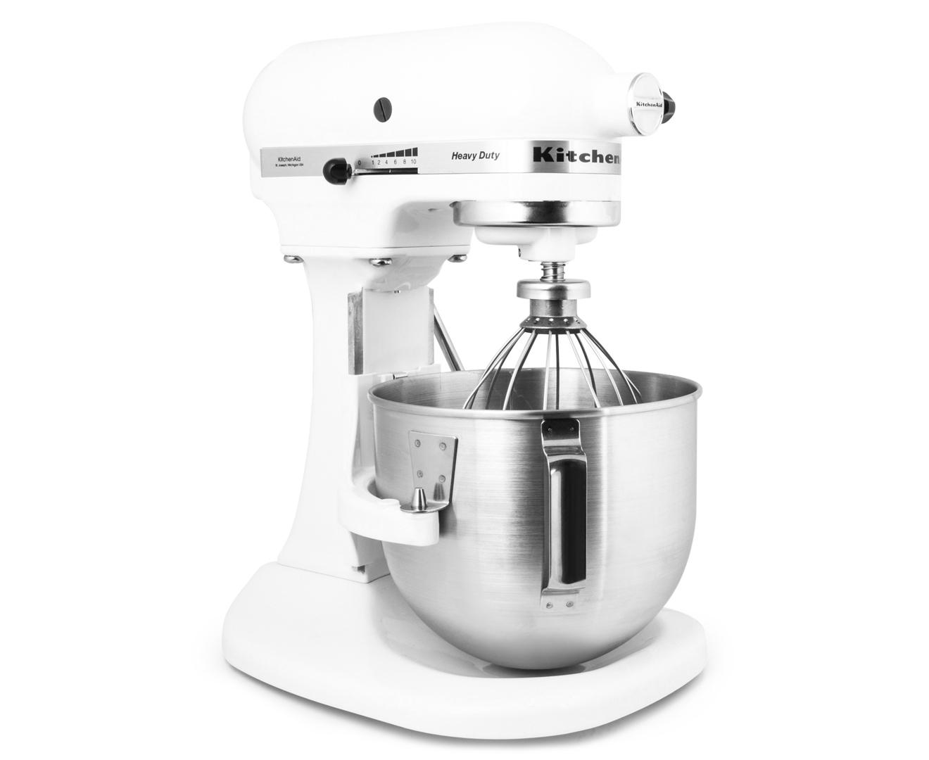 Kitchenaid K5ss Bowl Lift Stand Mixer Refurb White