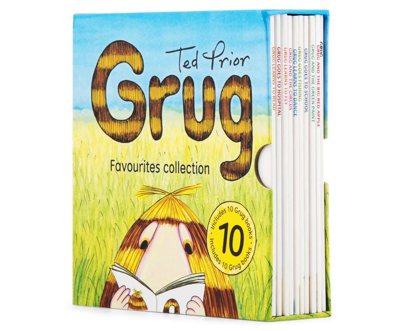 Grug Favourites Collection 10 Book Set Catch Com Au