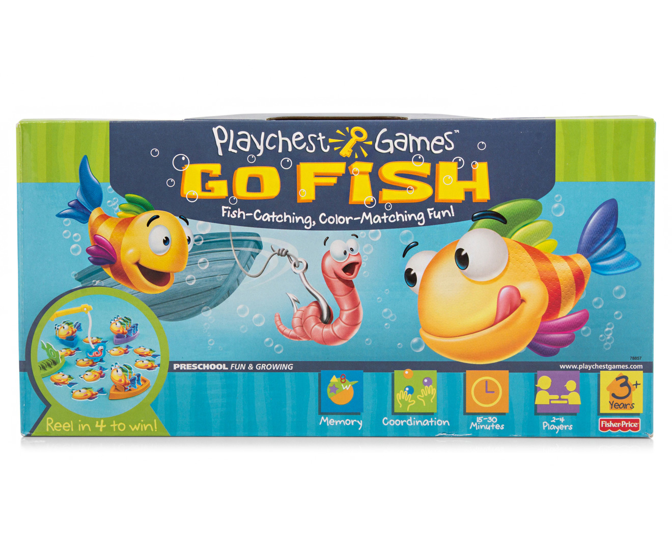 playchest games go fish instructions