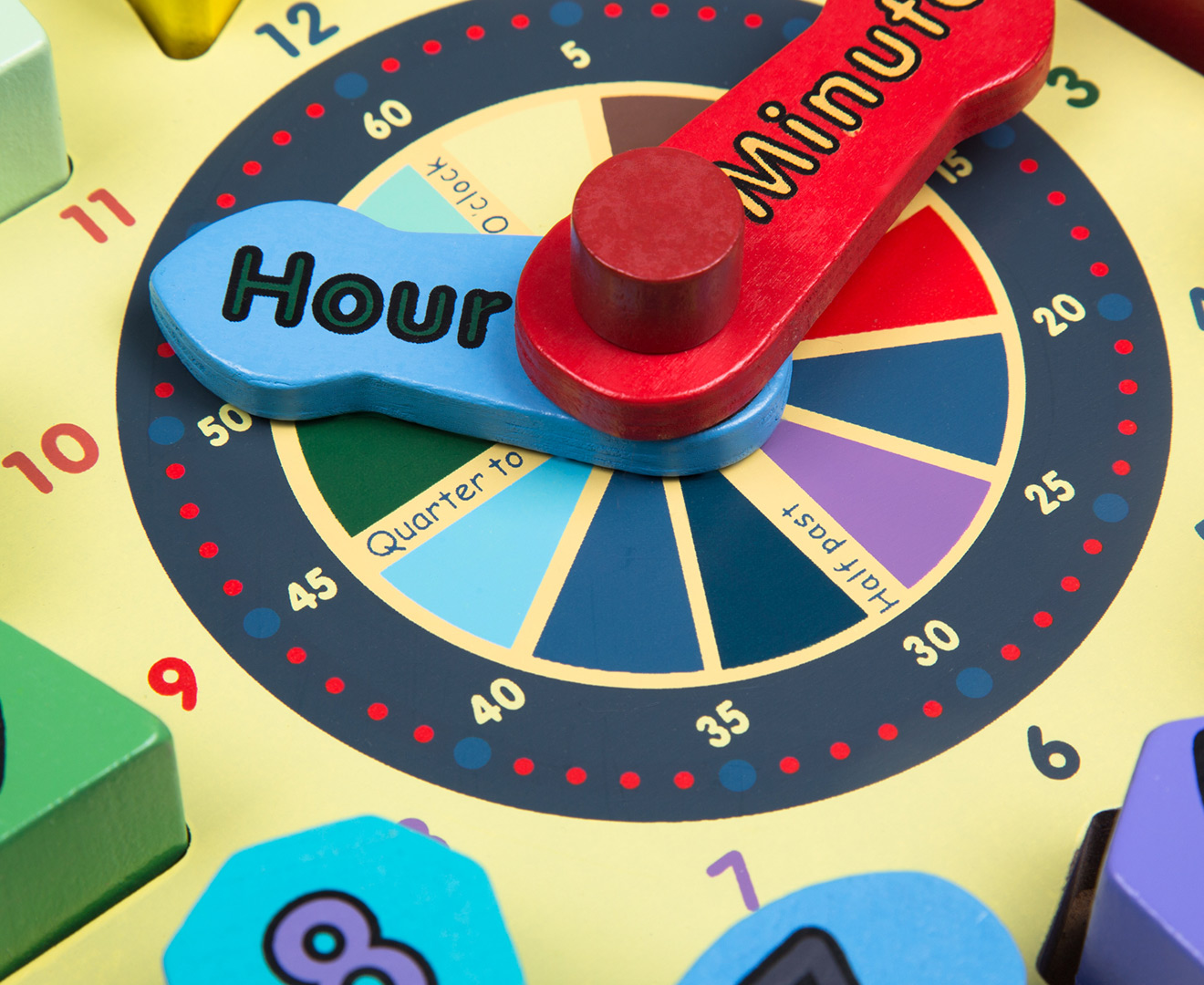 Melissa & Doug Shape Sorting Clock | Scoopon Shopping