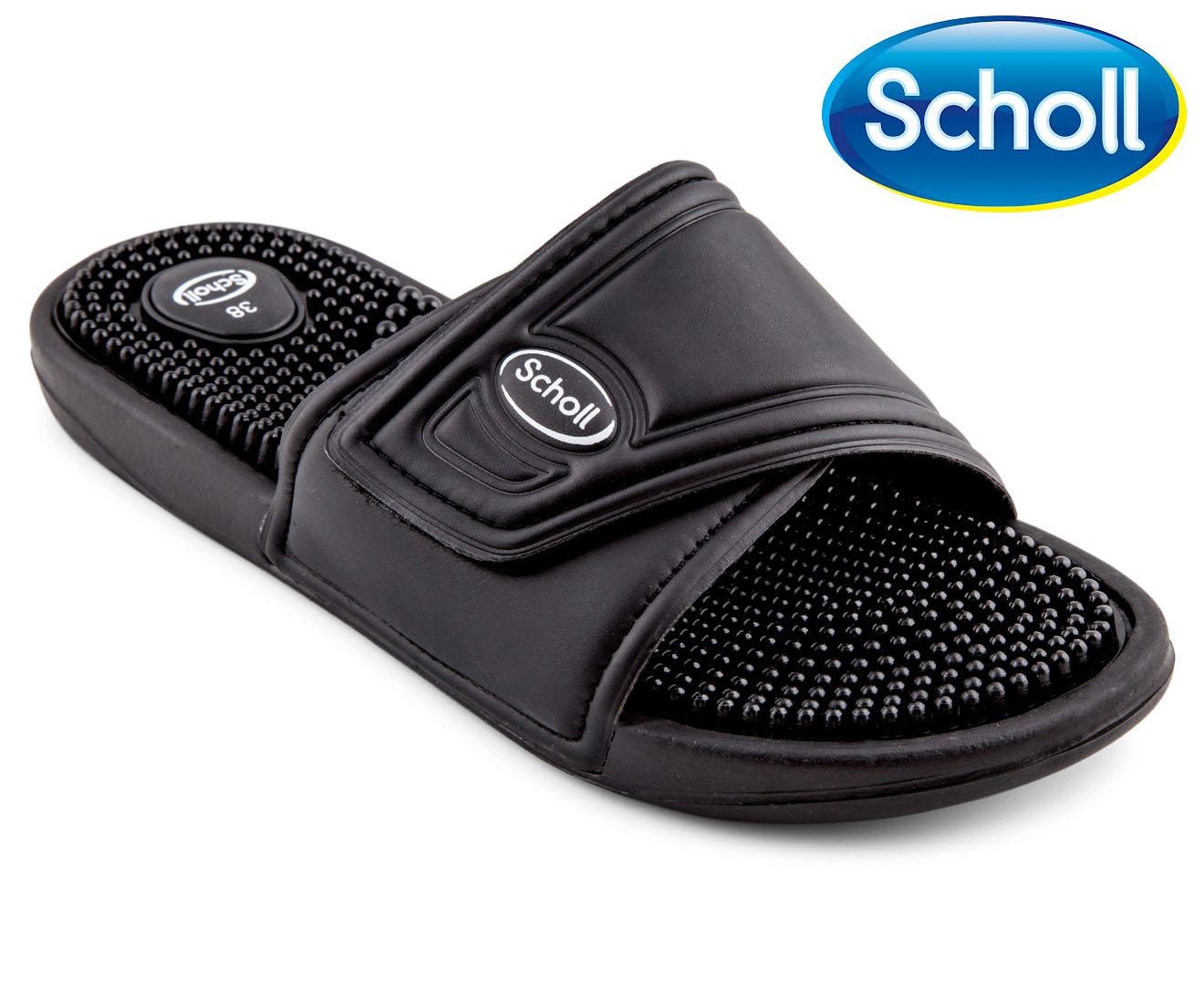 Revive Scholl Massage Revive Massage Shoe Scholl Black SVUMpz