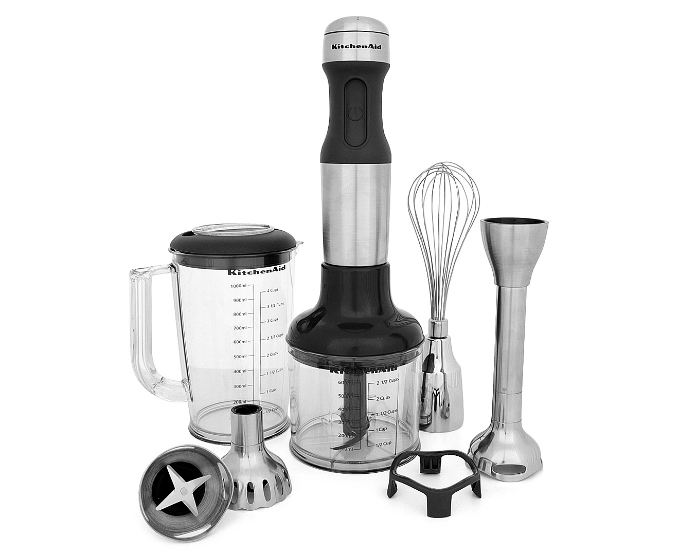 KitchenAid Artisan Deluxe Hand Blender - Stainless | Great daily ...