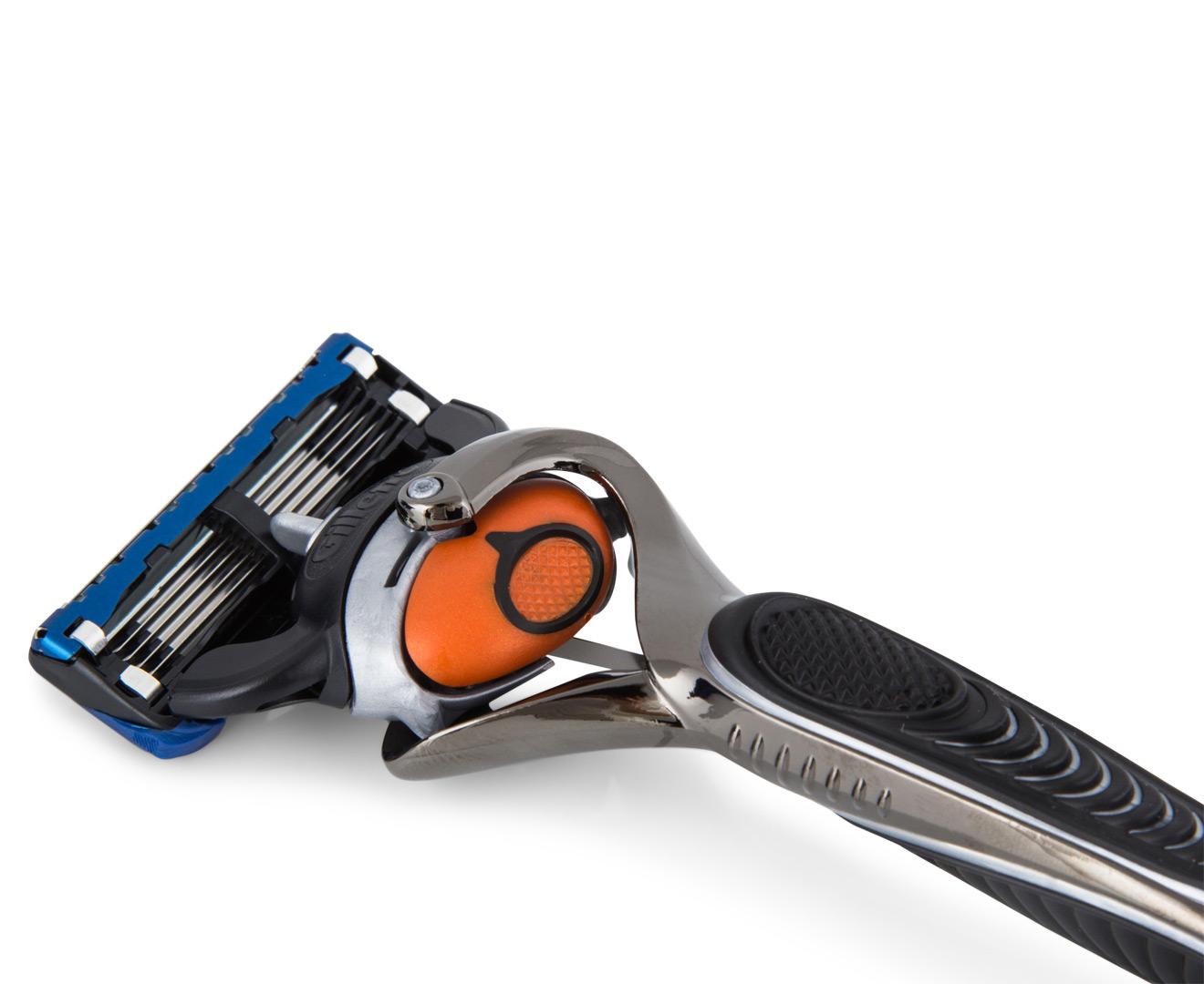 gillette fusion proglide manual razor and cartridge