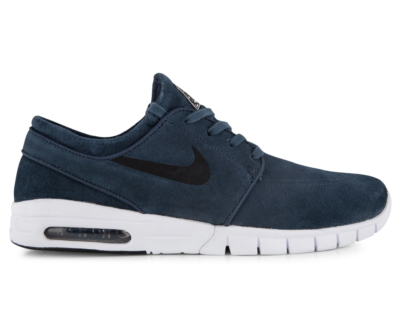 the best attitude d8445 e511c ... Nike Mens Stefan Janoski Max L Shoe - Squadron BlueBlackWhite Great  daily deals at Australias favourite ...