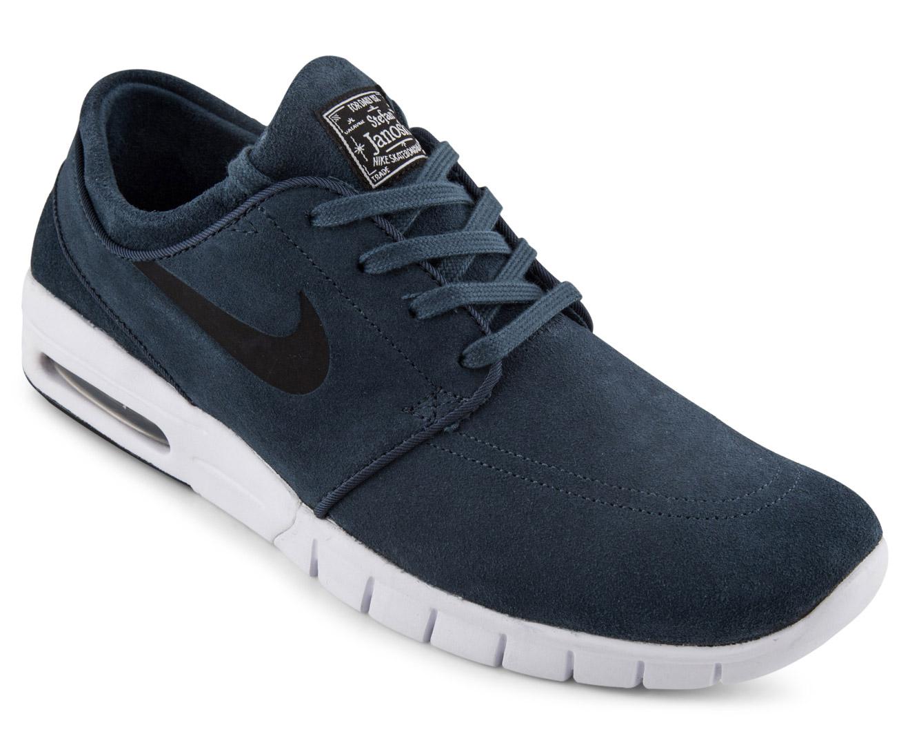... Catch.com.au | Nike Men's Stefan Janoski Max L Shoe - Squadron Blue Nike  SB ...