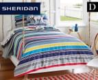 Sheridan Kids Knox Double Quilt Cover Set - Surf 1