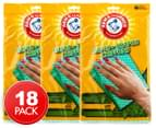 3 x Arm & Hammer Super Absorbent Reusable Wipes 6pk 1