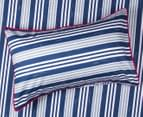 Sheridan Kids Benjamin Single Quilt Cover Set - Navy 6
