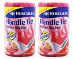 2 x Hercules Large Scented Kitchen Tidy Bags 50pk 1