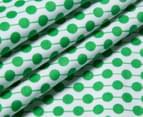 KAS Lima Double Quilt Cover Set - Multi 4