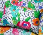 KAS Lucie King Bed Quilt Cover Set - Multi 5