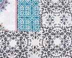 Apartmento Boho Reversible Double Quilt Cover Set - Multi 6