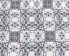 Apartmento Boho Reversible Queen Quilt Cover Set - Multi 4